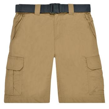 衣服 男士 短裤&百慕大短裤 Columbia 哥伦比亚 SILVER RIDGE II CARGO SHORT 米色