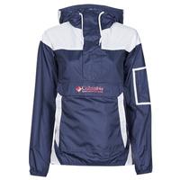 衣服 女士 冲锋衣 Columbia 哥伦比亚 W CHALLENGER WINDBREAKER 蓝色