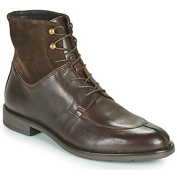 鞋子 男士 短筒靴 André PARAHIGH 棕色