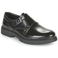 鞋子 男士 德比 André TWINBELL 黑色