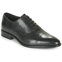 鞋子 男士 系带短筒靴 André CLASSEL 黑色