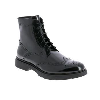 鞋子 男士 短筒靴 André CAMPBELL 黑色