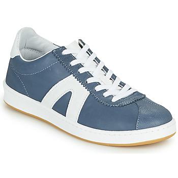 鞋子 男士 球鞋基本款 André MATUS 蓝色