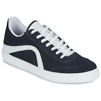 鞋子 男士 球鞋基本款 André POLO 蓝色