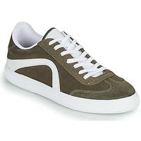 鞋子 男士 球鞋基本款 André POLO 2 卡其色