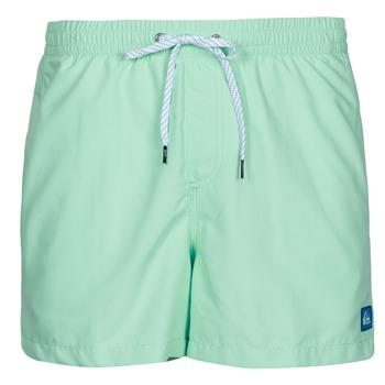 衣服 男士 男士泳裤 Quiksilver 极速骑板 EVERYDAY VOLLEY 15 松石绿