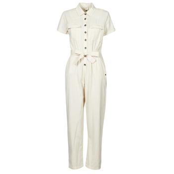 衣服 女士 连体衣/连体裤 Roxy 罗克西 BEACH WONDERLAND 白色