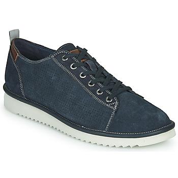 鞋子 男士 球鞋基本款 Geox 健乐士 U DAYAN 蓝色