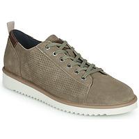 鞋子 男士 球鞋基本款 Geox 健乐士 U DAYAN 棕色