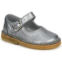 鞋子 女孩 平底鞋 Pinocchio 匹诺曹 LIANIGHT 银灰色