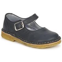 鞋子 女孩 平底鞋 Pinocchio 匹诺曹 LIANIGHT 海蓝色