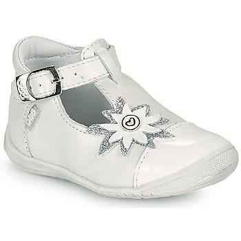 鞋子 女孩 平底鞋 GBB EFIRA 白色