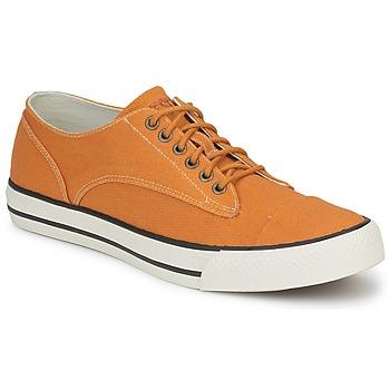 鞋子 女士 球鞋基本款 Diesel 迪赛尔 MARCY W 橙色