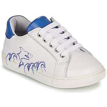 鞋子 男孩 球鞋基本款 GBB KARAKO 白色