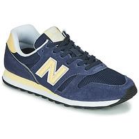 鞋子 女士 球鞋基本款 New Balance新百伦 WL373BE2B 蓝色