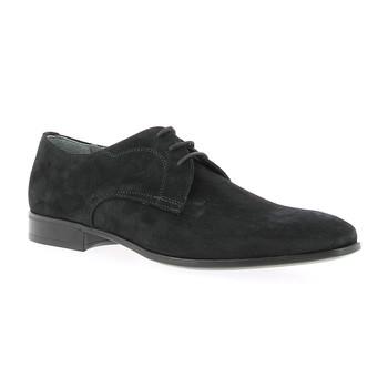 鞋子 男士 德比 André BREVAL 黑色