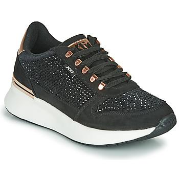 鞋子 女士 球鞋基本款 Xti 波尔蒂伊 MICROLADY 黑色