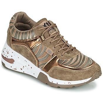 鞋子 女士 球鞋基本款 Xti 波尔蒂伊 CONGOLADY 金色