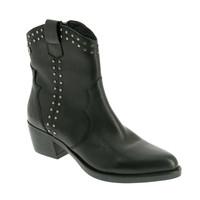 鞋子 女士 短筒靴 Xti 波尔蒂伊 RIOLADY 黑色