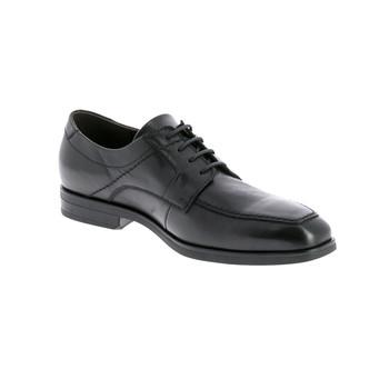 鞋子 男士 德比 André DERREN 黑色