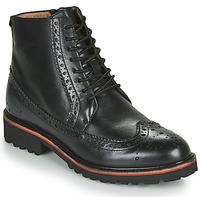 鞋子 女士 短筒靴 Kickers RUMBA 黑色