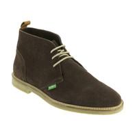 鞋子 男士 短筒靴 Kickers TYL 棕色