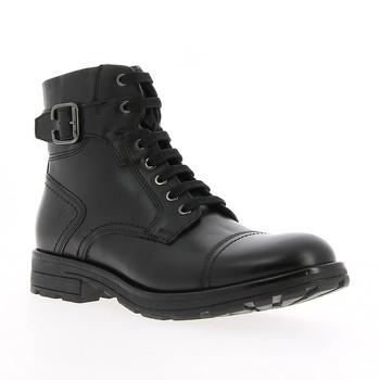 鞋子 男士 短筒靴 André ROCKY 黑色