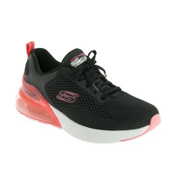鞋子 女士 球鞋基本款 Skechers 斯凯奇 SK13278BKHP 棕色