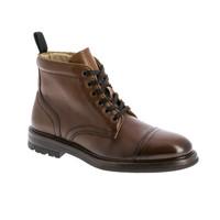 鞋子 男士 短筒靴 André FAMOUS 棕色