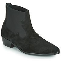鞋子 女士 短筒靴 Fericelli NANTIAG 黑色