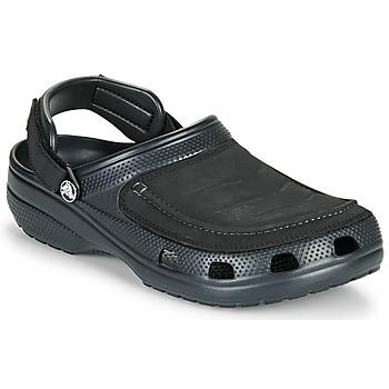 鞋子 男士 洞洞鞋/圆头拖鞋 crocs 卡骆驰 YUKON VISTA II CLOG M 黑色