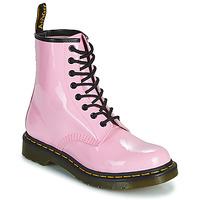 鞋子 女士 短筒靴 Dr Martens 1460 W 玫瑰色