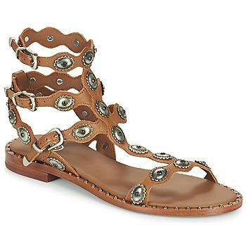 鞋子 女士 凉鞋 Ash 艾熙 PHOENIX 棕色
