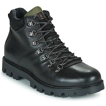 鞋子 男士 短筒靴 André CHAMONIX 黑色