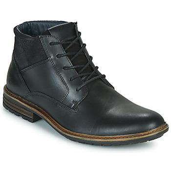 鞋子 男士 短筒靴 André WALKBOOT 黑色
