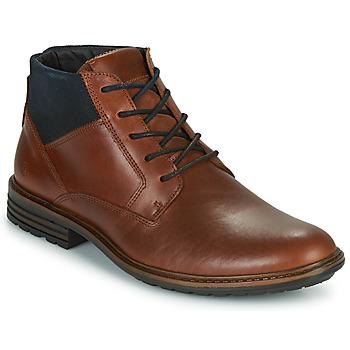 鞋子 男士 短筒靴 André WALKBOOT 棕色