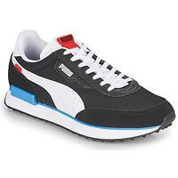 鞋子 男士 球鞋基本款 Puma 彪马 FUTURE RIDER PLAY ON 黑色 / 白色