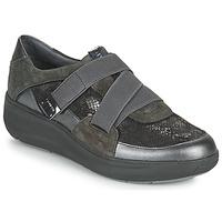 鞋子 女士 球鞋基本款 Stonefly 斯通富莱 ROCK 11 灰色