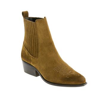 鞋子 女士 短筒靴 André COCHITI 棕色