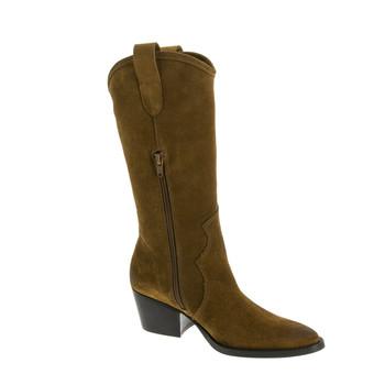 鞋子 女士 都市靴 André PUEBLOSA 棕色