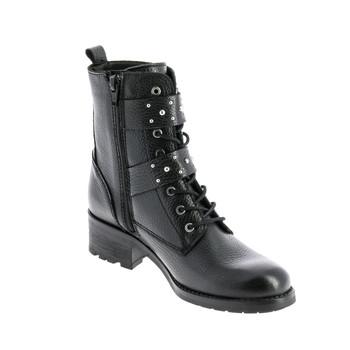 鞋子 女士 短筒靴 André NIMAROCK 黑色