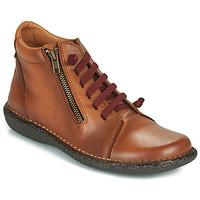 鞋子 女士 短筒靴 Casual Attitude NELIO 驼色
