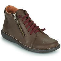 鞋子 女士 短筒靴 Casual Attitude NELIO 棕色
