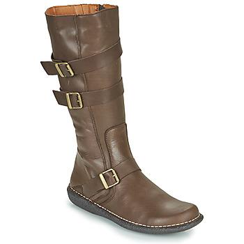 鞋子 女士 都市靴 Casual Attitude NIBOOT 棕色
