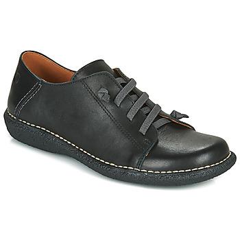 鞋子 女士 德比 Casual Attitude NIPITE 黑色