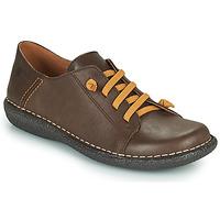 鞋子 女士 德比 Casual Attitude NIPITE 棕色