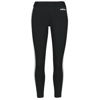 衣服 女士 紧身裤 Adidas Originals 阿迪达斯三叶草 W E 3S TIGHT 黑色 / 白色
