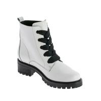 鞋子 女士 短筒靴 André ELISE 白色