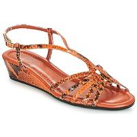 鞋子 女士 凉鞋 Amalfi by Rangoni NAMIBIAPRT 橙色