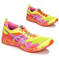 鞋子 女士 跑鞋 Asics 亚瑟士 NOOSA TRI 12 黄色 / 多彩
